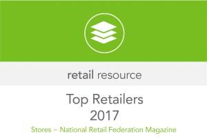 Top Retailers 2017