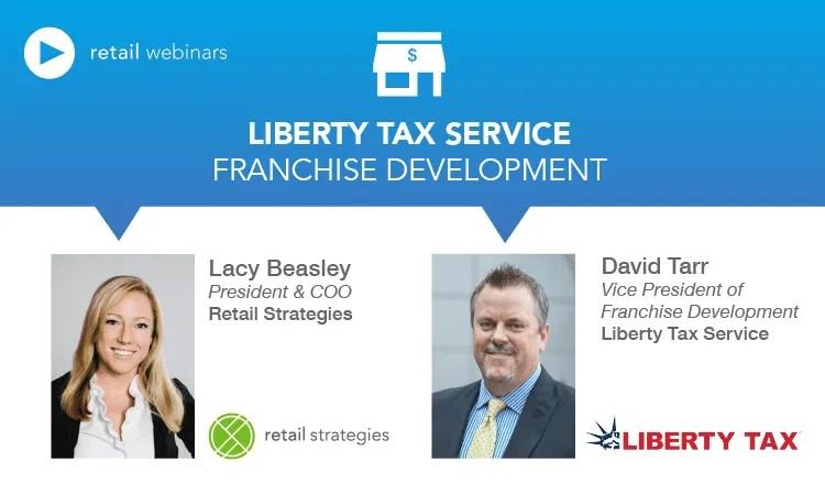 Liberty Tax Webinar with Retail Strategies
