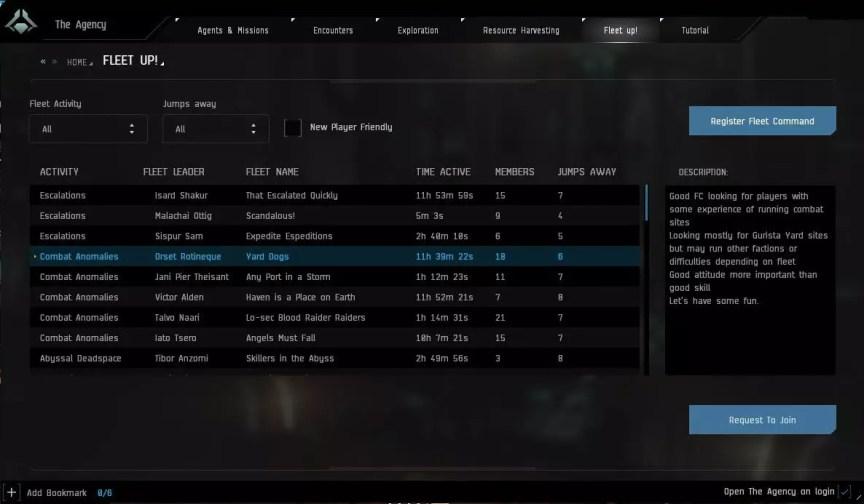 Agency Fleet Finder 2