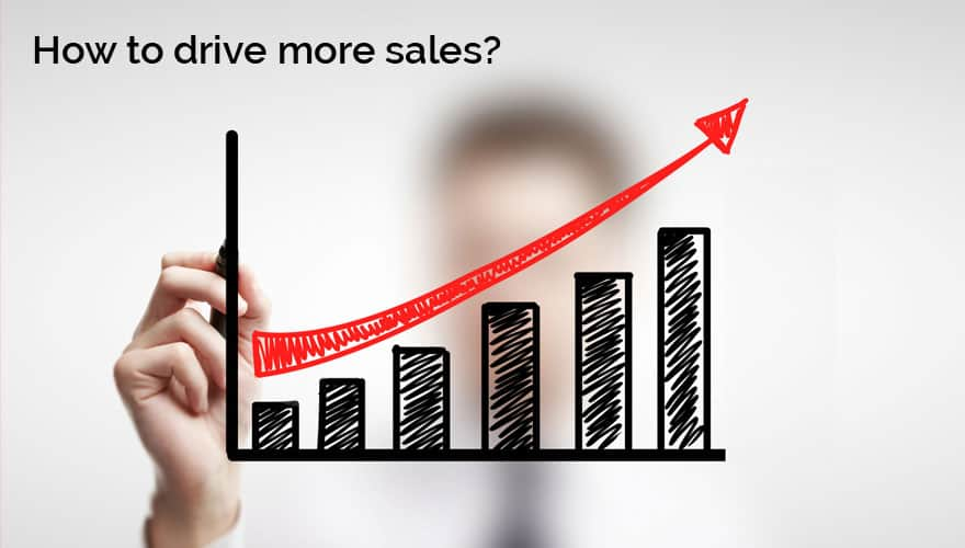 How to drive more sales on your ecommerce store