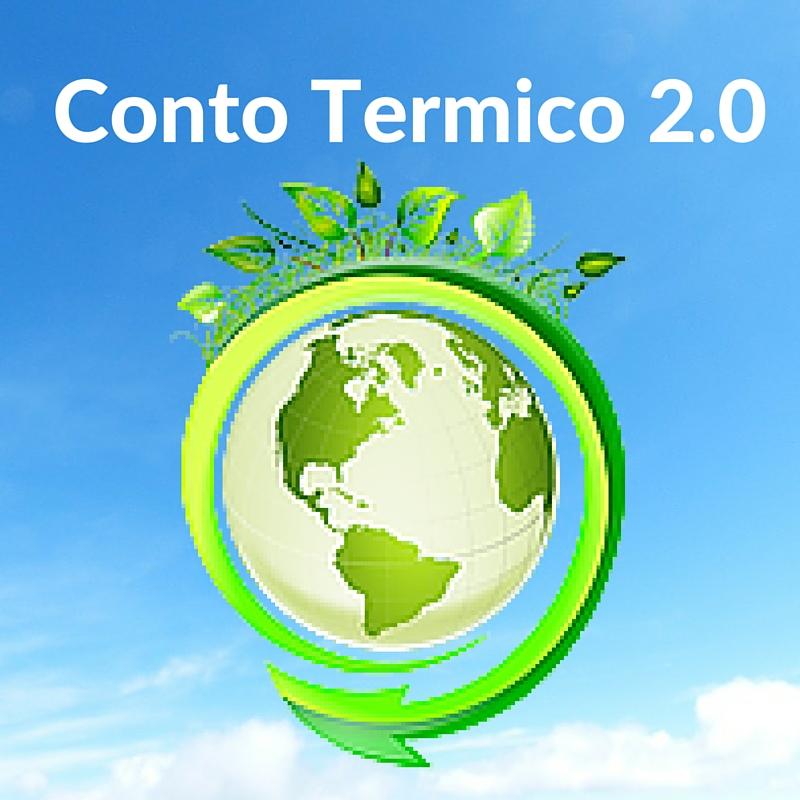Nuovo Conto Termico 2.0 - Come Funziona ?