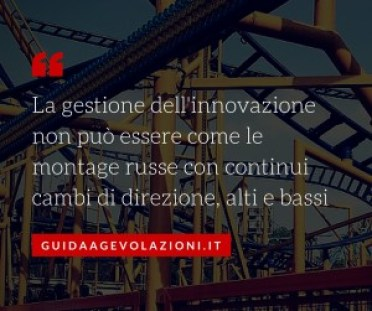Strutturazione dell'Innovazione in azienda