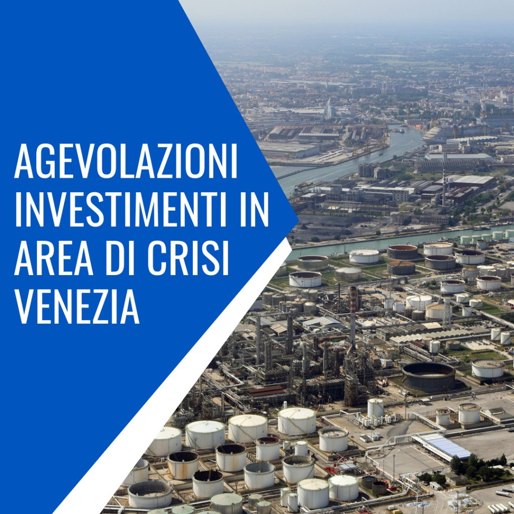 area crisi venezia
