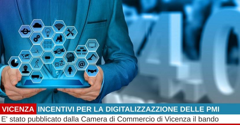 bando digitalizzazione camera commercio vicenza