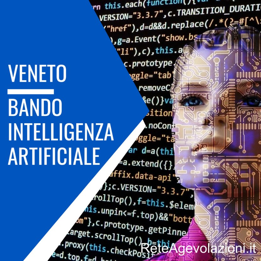 Bando Intelligenza Artificiale