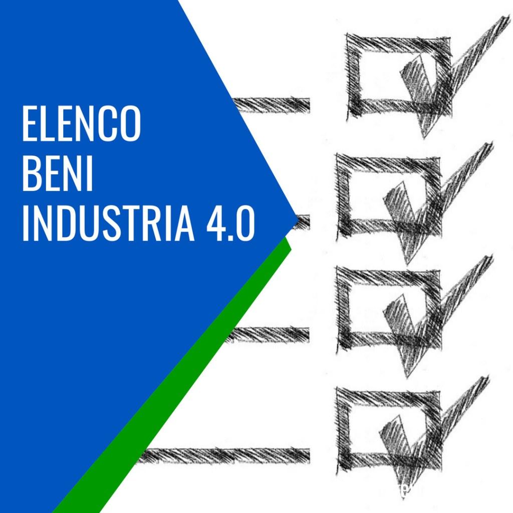 beni industria 4.0