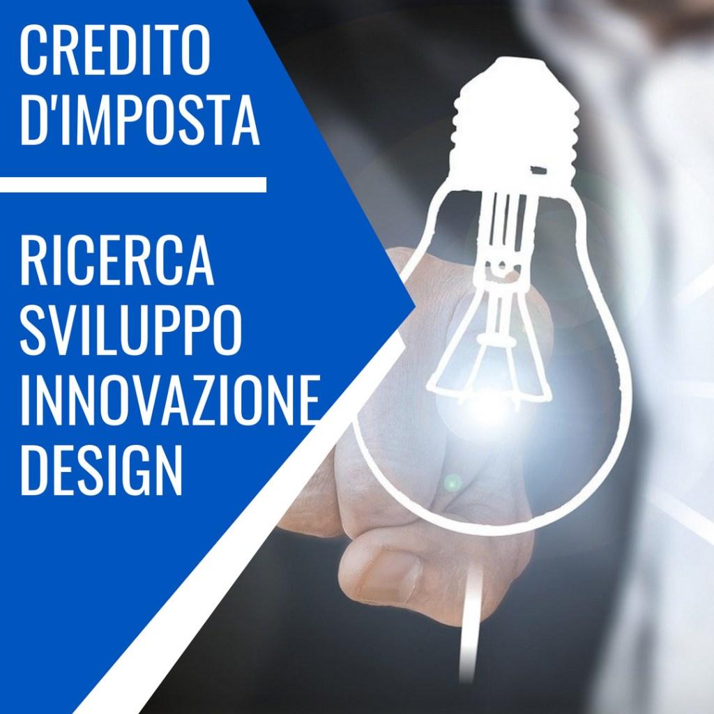 credito d'imposta ricerca e sviluppo