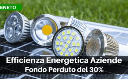 efficienza energetica aziende