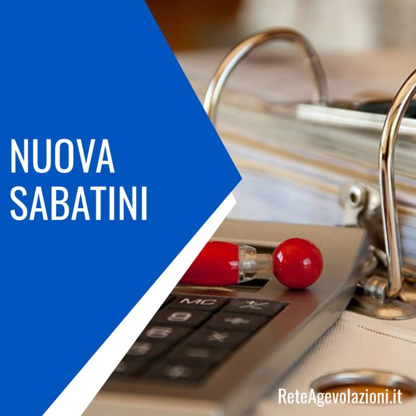 Nuova Sabatini