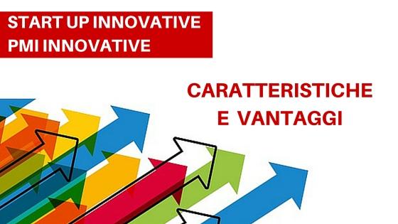 start up innovative e pmi innovative