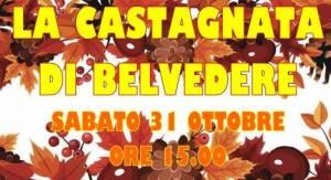 La Castagnata di Belvedere