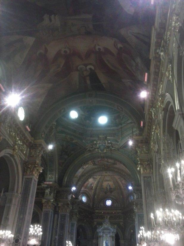 Interno Chiesa Santuario Nostra della Guardia n.04