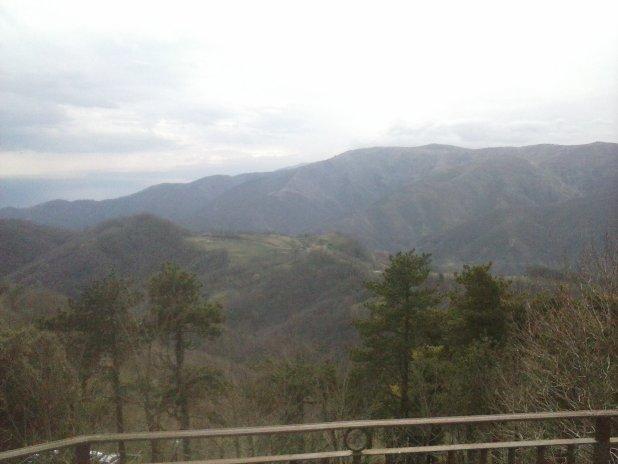 Vista panoramica dal Santuario di Nostra Signora della Guardia n.19