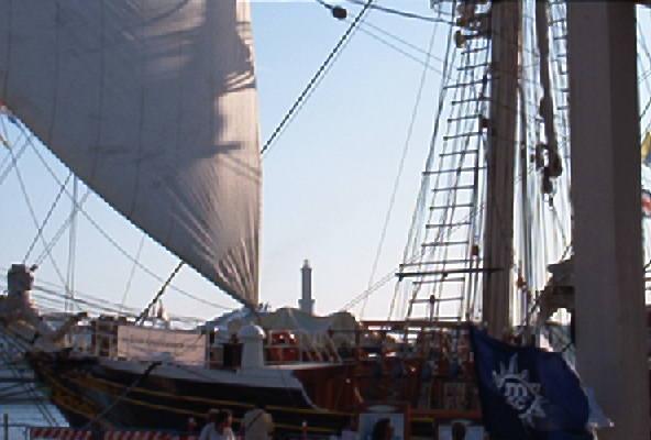 Tall Ships Genova 2001 - 06