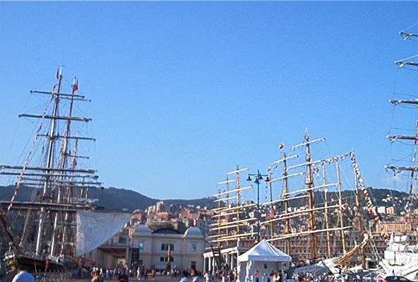 Tall Ships Genova 2001 - 10