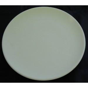 La carta da parati di studio ditte imita i vecchi piatti della nonna appesi. Piatto Liscio In Terracotta Bianco Da Decorare Diam Cm 30 L Aquila