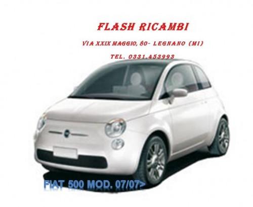 Ricambi Auto Fiat 500 L Milano