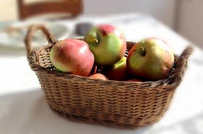 Preparare Prajitura cu mere 1