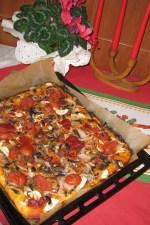 Reteta video: Pizza vegetariana – de post by nicoleta60