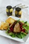 salata cu muschiulet de porc in crusta de mustar 1