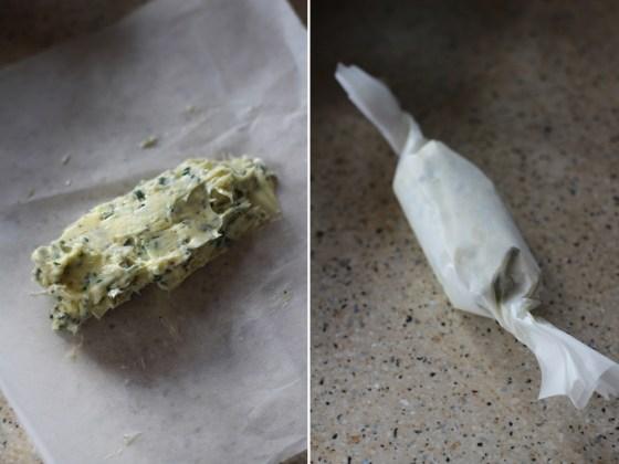 preparare unt aromat pentru friptura de vita