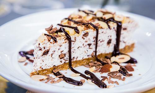 Tort-Stracciatella