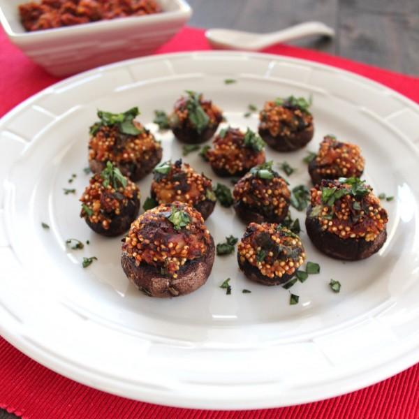 ciuperci-umplute-cu-quinoa