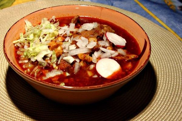 pozole-a-la-mexicana