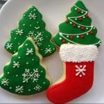Christmas-Tree-Cookies
