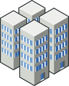condominium illustration
