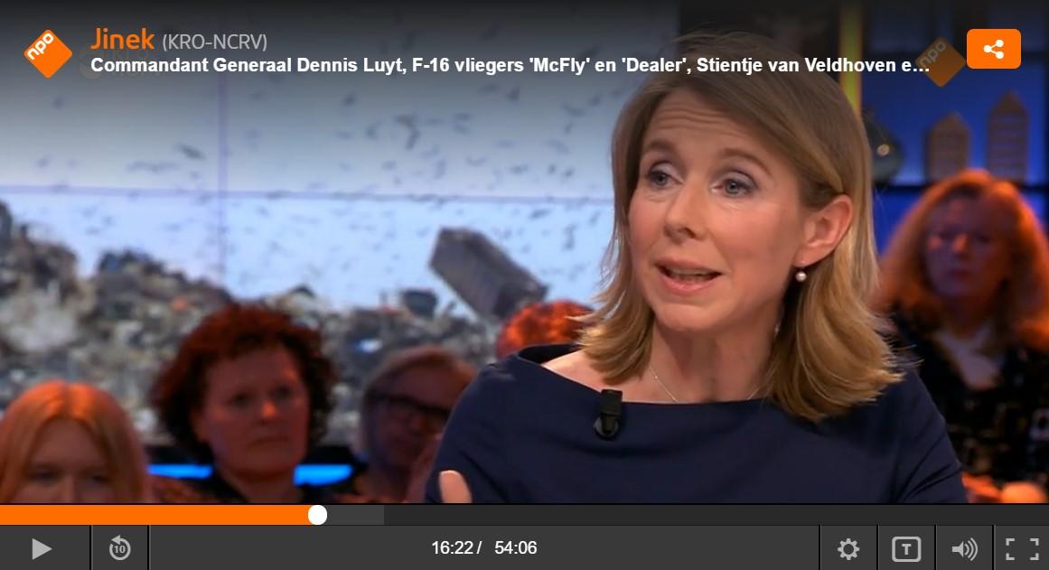 Van Veldhoven Jinek Plastic Pact