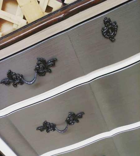 Resin Metals Pewter Furniture