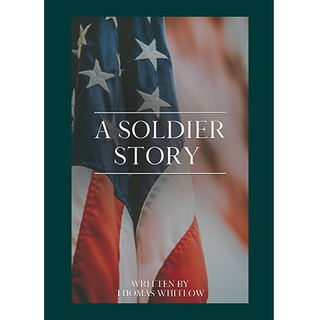 Cover A Soldier Story
