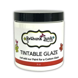 Tintable Glaze