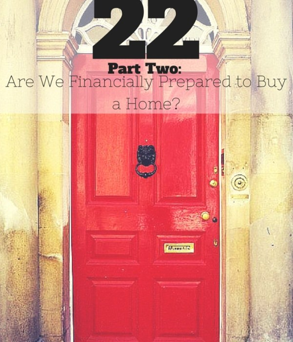 We Bought a House Young (at 22)! – Part 2