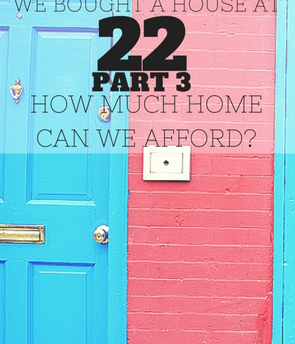 We Bought a House Young (at 22)! – Part 3
