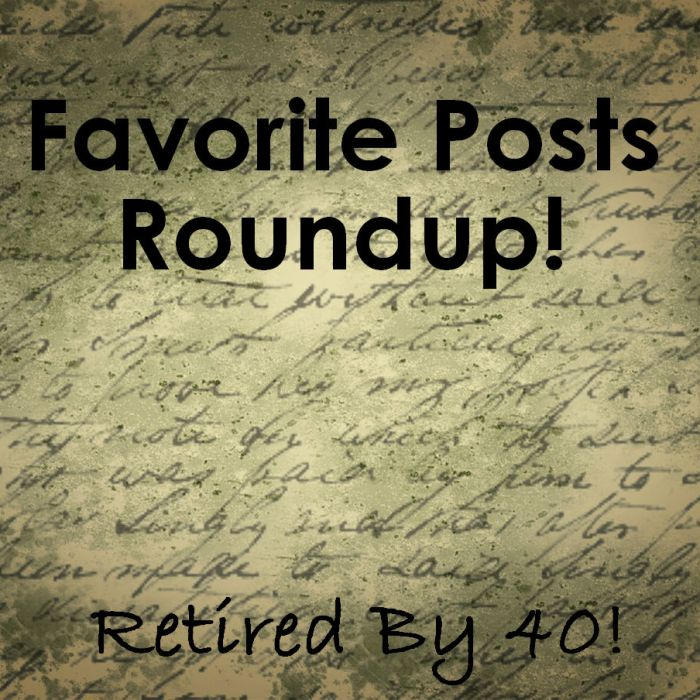 Favorite Posts Roundup