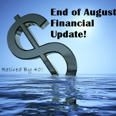 End of August Financial Update