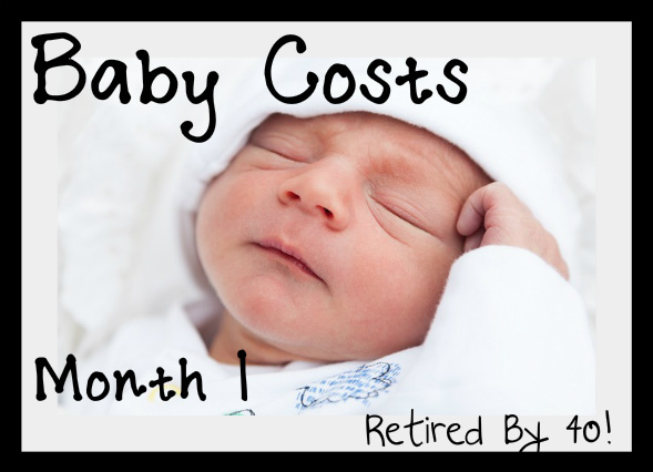 Baby Costs – Month 1