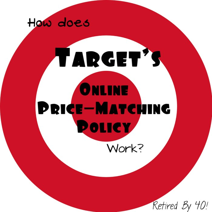 How Does Target's Online Price-Matching Work?