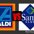 Aldi vs Sams Club