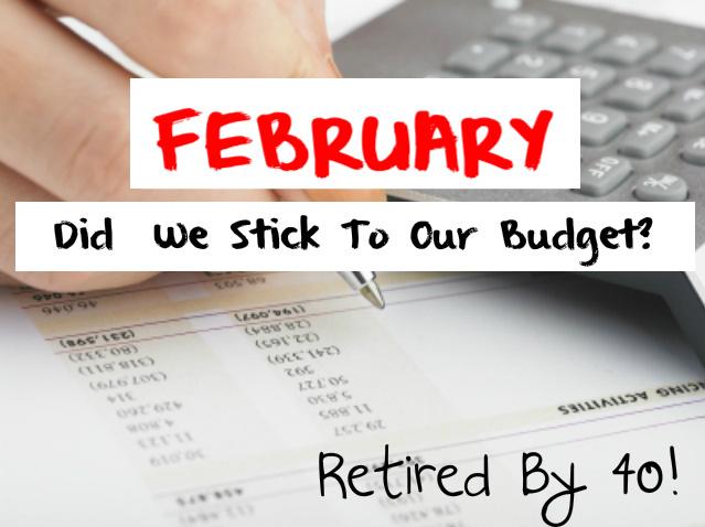 February Budget Update