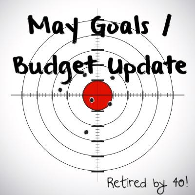 May Goals / Budget Update