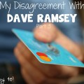 My Disagreement with Dave Ramsey Part 3 Baby Steps