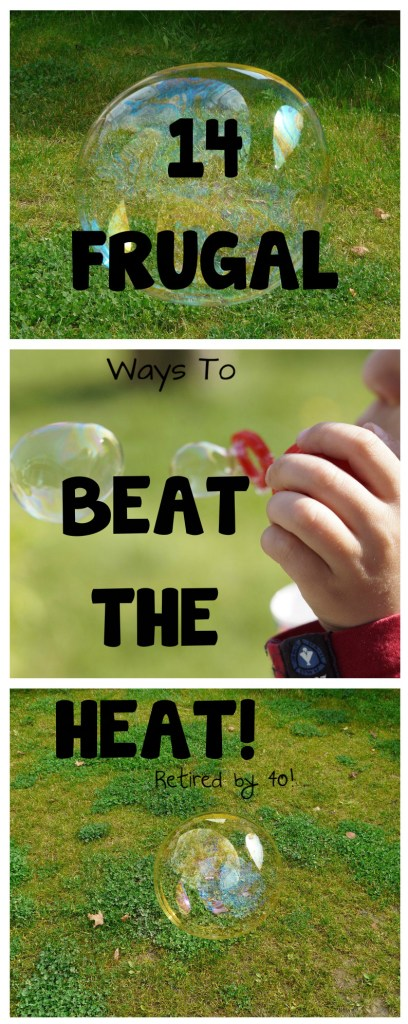 Frugal Ways To Beat The Heat