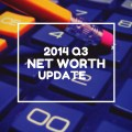 2014 Q3 Net Worth Update