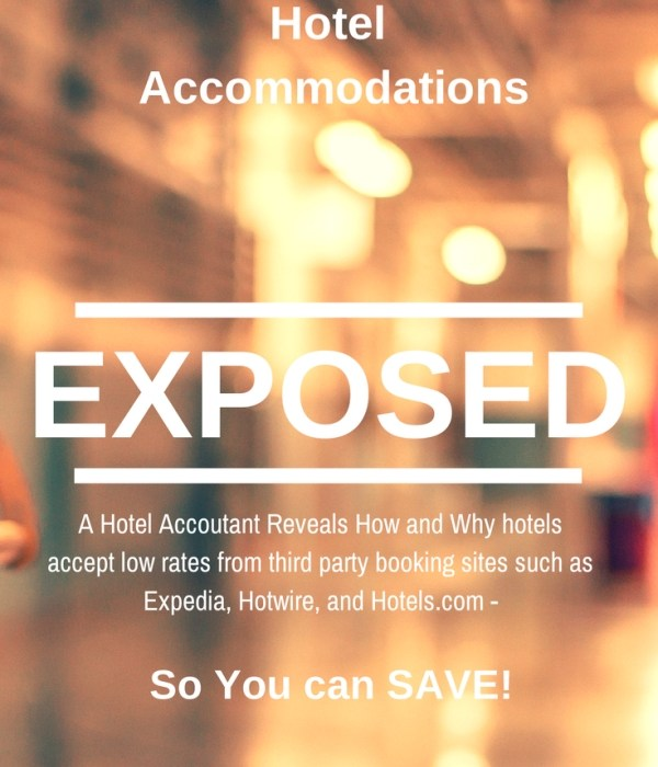 Exposing Third-Party Hotel Rates & Reservations