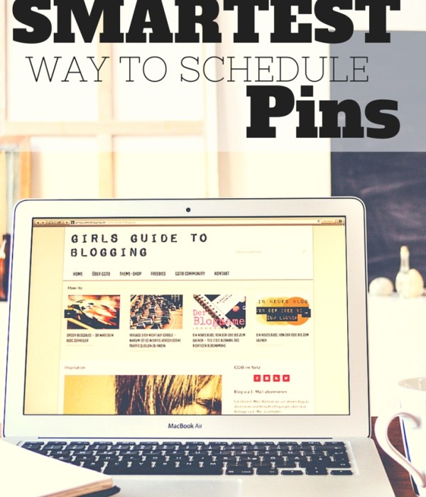 The Smartest Way to Schedule Pins on Pinterest – only $10 a Month! A Tailwind Review