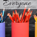 Remember kindergarten? Me neither....everything you ever needed to know about personal finance you learned in kindergarten. You learned to be organized, share, be disciplined, clean up your own messes, and most importantly: balance.