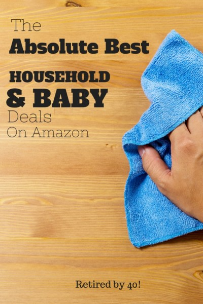 Sorting through the ever-changing prices on Amazon, learning to use coupons on Amazon, and combining coupons, AmazonMom and Amazon Prime is confusing!  I'm helping you sort through all the clutter to discover the absolute best amazon deals!